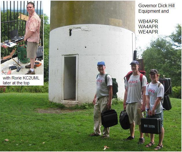 Governor dicks tower