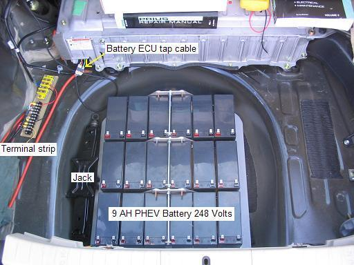 Wiring Deep Cycle Batteries Parallel